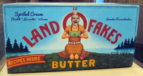 2018_10 17 Land o Fakes butter