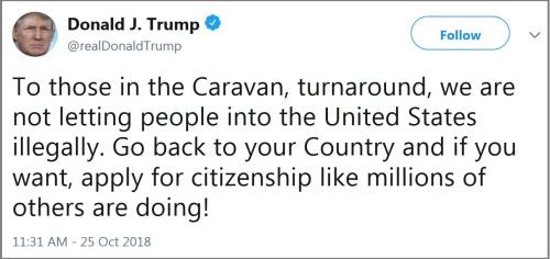 2018_10 25 Trump