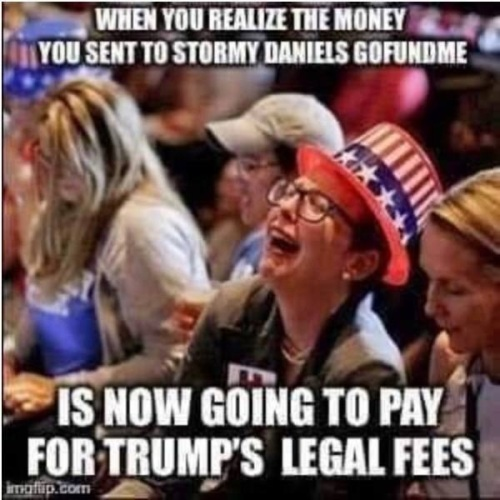 2018_10 Trump's legal fees