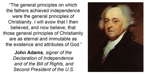 John Adams on Christianity