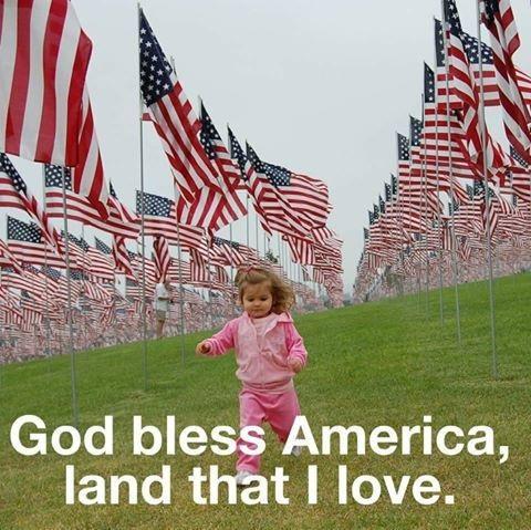 2018_11 06 God bless America