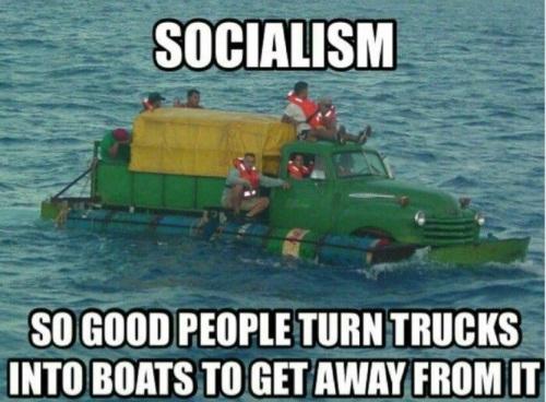 2018_11 08 Socialism boat