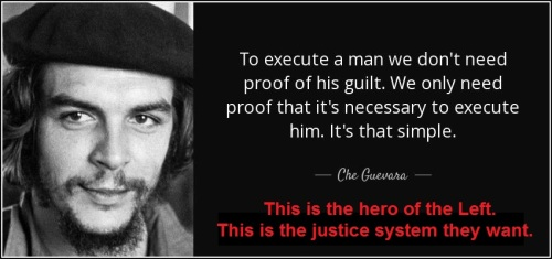 2018_11 17 Che and the Left