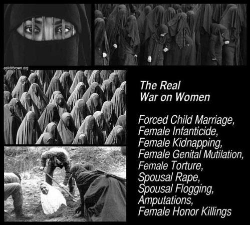 2018_11 17 ISLAM The real war on women