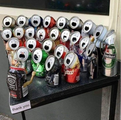 2018_11 19 Beer can choir