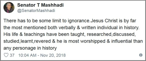 2018_11 20 Mashhadi tweet