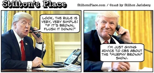 2018_11 29 Trump Brown