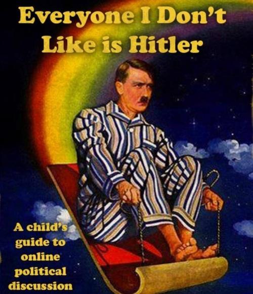 2018_11 Everyone is Hitler