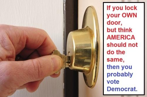 2018_11 Lock door