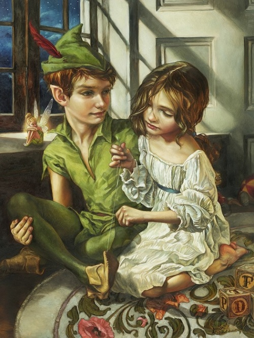 2018_11 30 Peter and Wendy by Heather Theurer