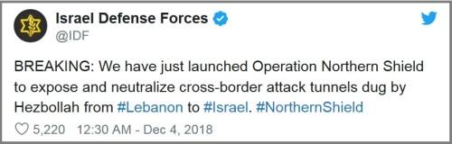 2018_12 04 Israel Defense Force