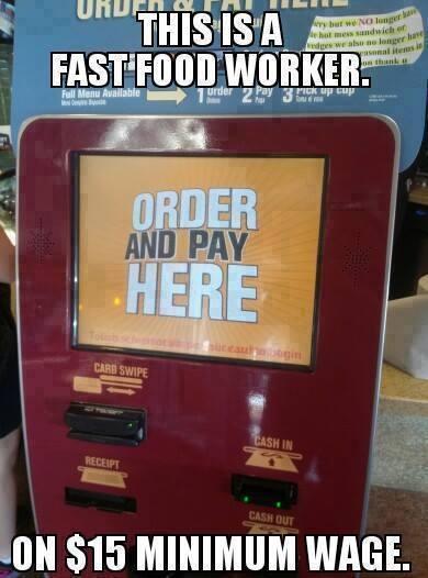 2018_12 06 Fast food worker