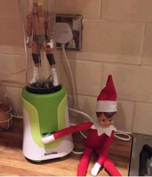 2018_12 13 Elf protein shake