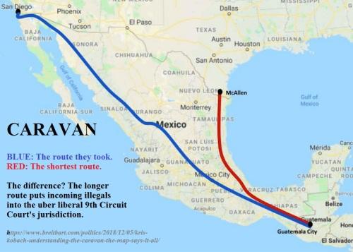 2018_12 14 Caravan map