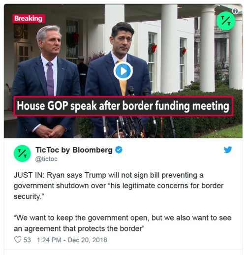 2018_12 20 Paul Ryan border