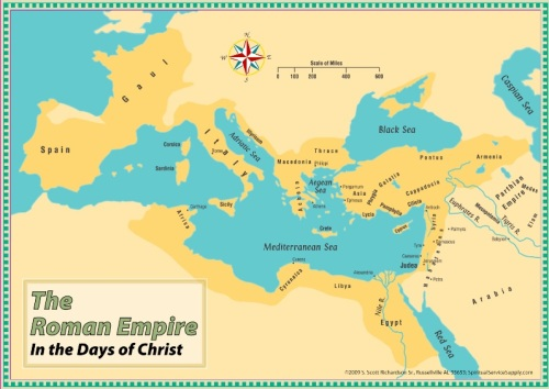 2018_12 20 Roman Empire map