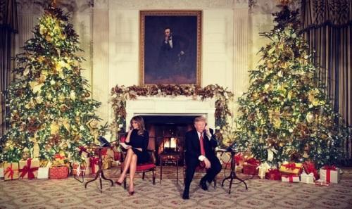2018_12 24 Trump Santa NORAD