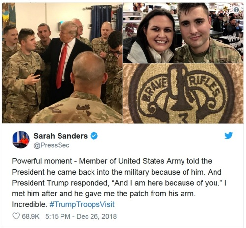 2018_12 26 Trump troop visit