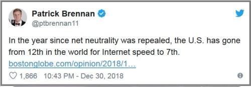 2018_12 30 Net neutrality