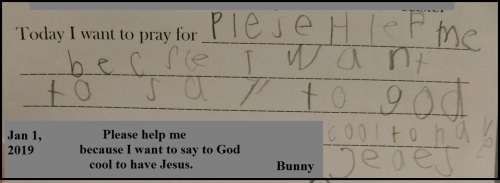 2018_01 01 Bunny's Prayer