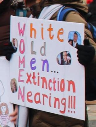 2019_01 women's march extinct