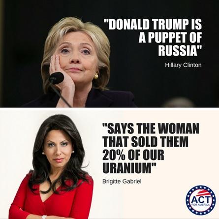 hillary russia uranium