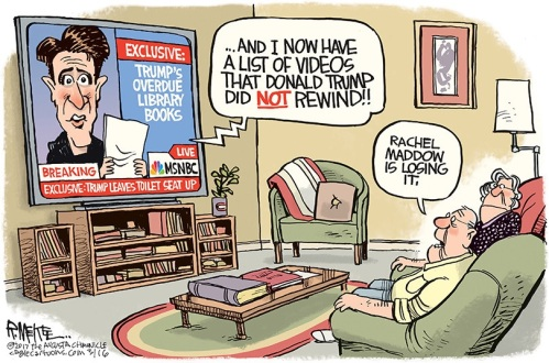2016 Maddow exclusive toon