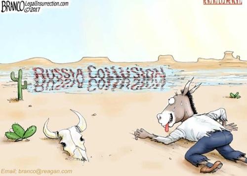 2017 Russia collusion mirage by Branco