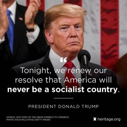 2019_02 05 No socialism