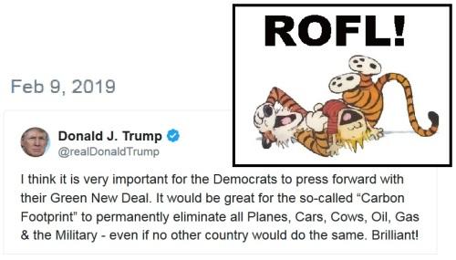 2019_02 09 Trump trolls AOC