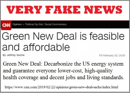 2019_02 22 CNN Green New Deal fake news