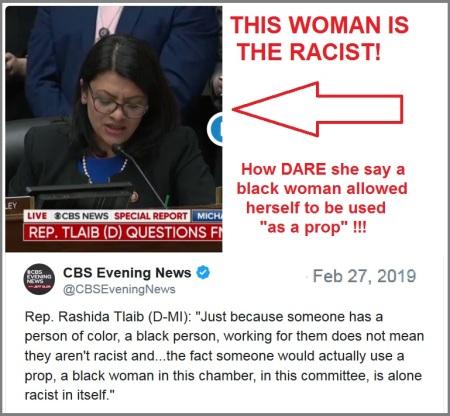 2019_02 27 Rlaib racist