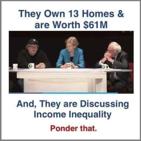 Lefties ponder that