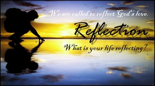Reflect God's Love