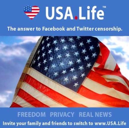 USA LIFE freedom privacy