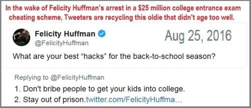 2016_03 12 Huffman tweet