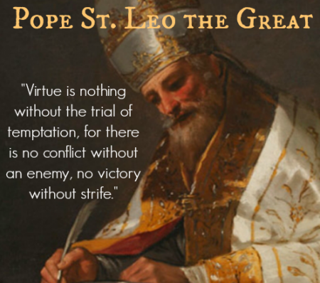 2018_09 12 Pope St Leo the Great