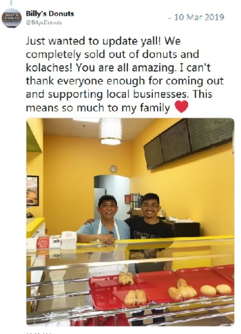 2019_03 10 Billy's Donuts