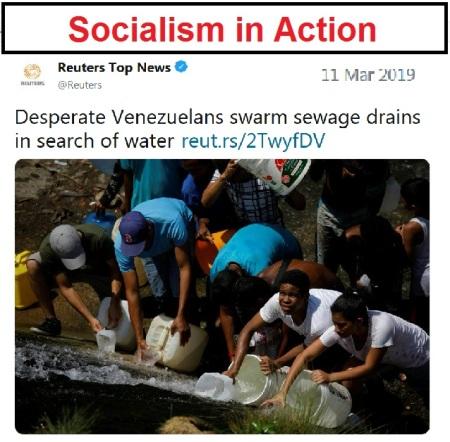 2019_03 11 Socialism Venezuela water