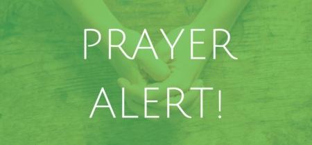 2019_03 25 Prayer alert