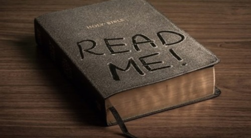 BIBLE Read Me