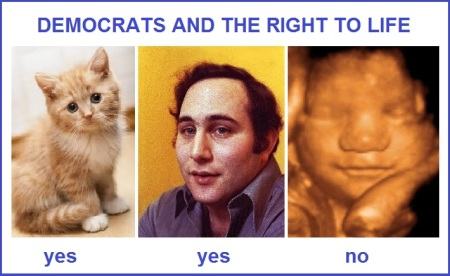 Dem right to life