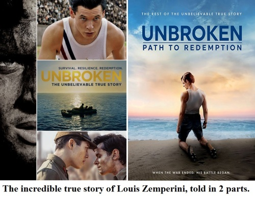 MOVIES Unbroken 2&2
