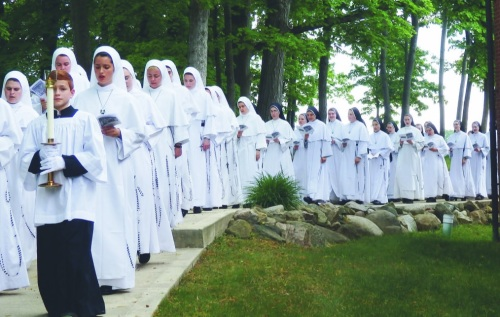 The Dominican Sisters of Mary, Mother of the Eucharist