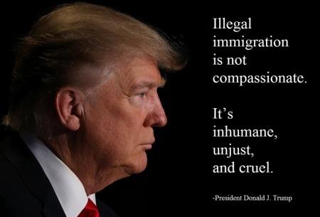 Trump illegal imm cruel