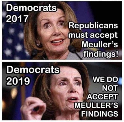 2017 2019 Pelosi Mueller