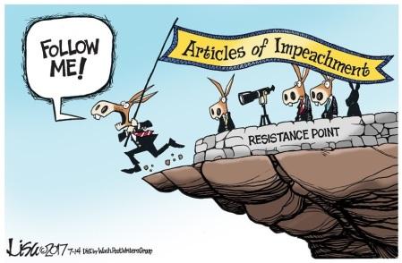2017 impeachment toon