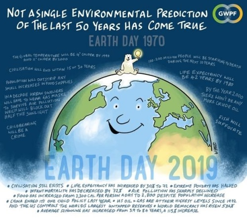 2019 Earth Day