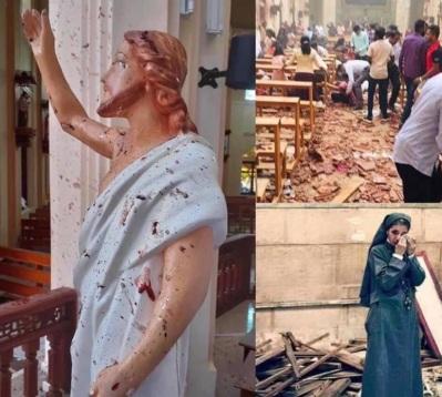 2019_02 21 Sri Lankan church bomb