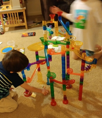 2019_04 21 Marble run add ons